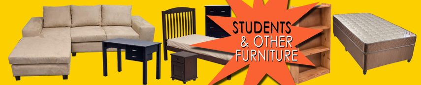 Pine furniture & mattresses