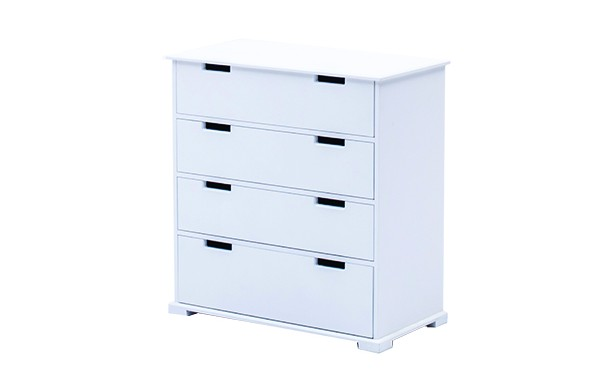 Chelsea 4 drawer Chest of drawer