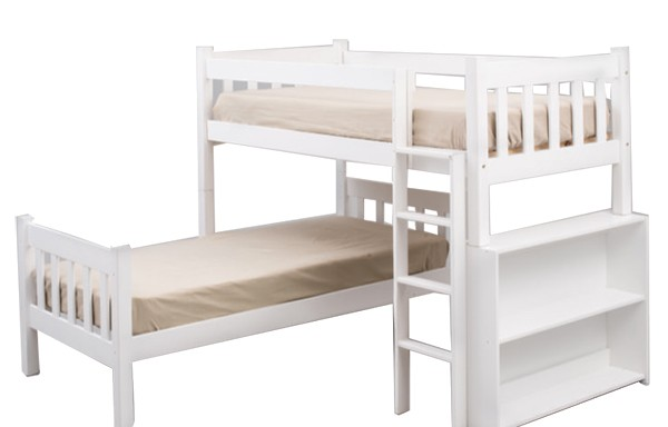 Colorado L-shape Double Bunk