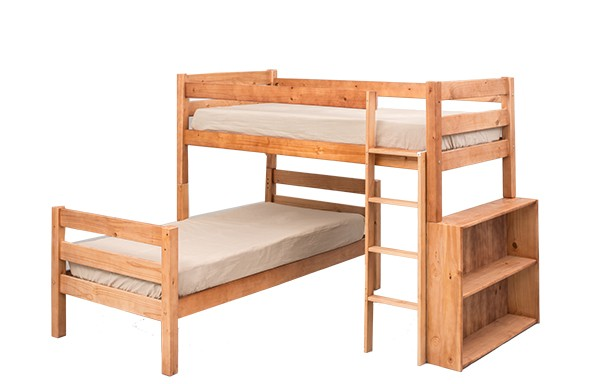 Milano L-shape Double Bunk
