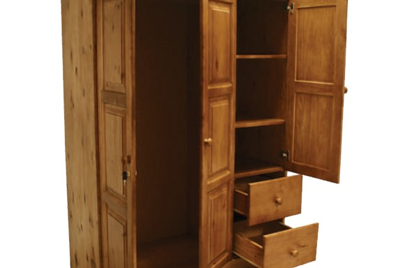 Ruben Super Wardrobe 2 drawers