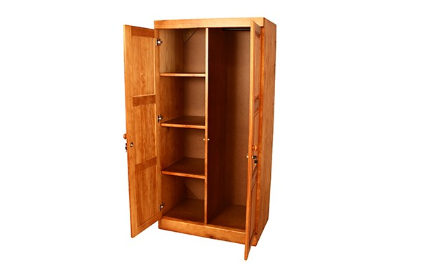 Ruben de luxe Wardrobe – hanging & shelves