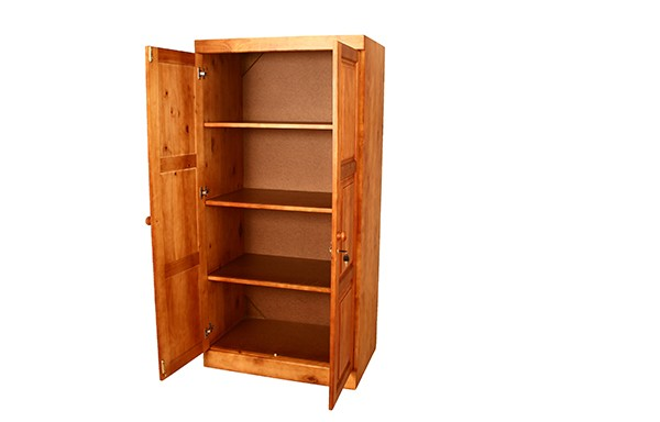 Ruben Wardrobe – shelves only