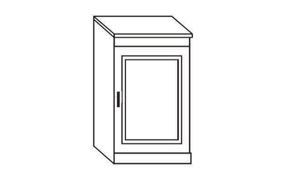 1 Door Base Unit