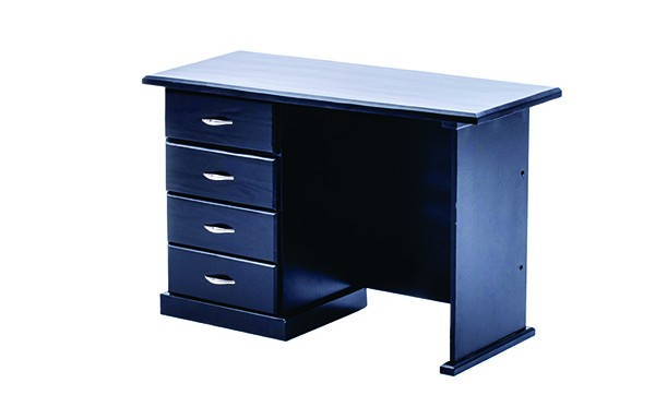 4 Drawer Windsor Desk