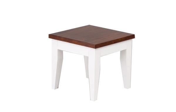 500 x 500 Bastille Square Leg Coffee Table