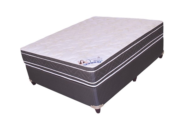 Gold Mattress & base