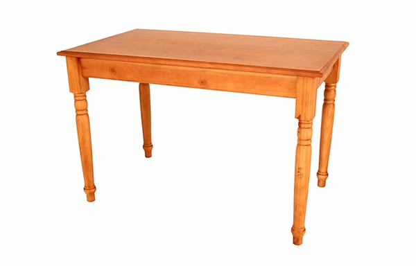 1200 x 700 Colonial Leg Table