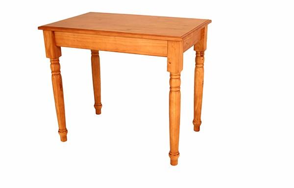 900 x 600 Colonial Leg Table