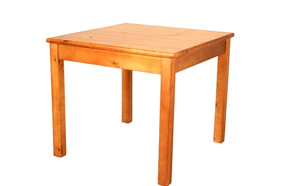 900 x 900 Square Leg Table