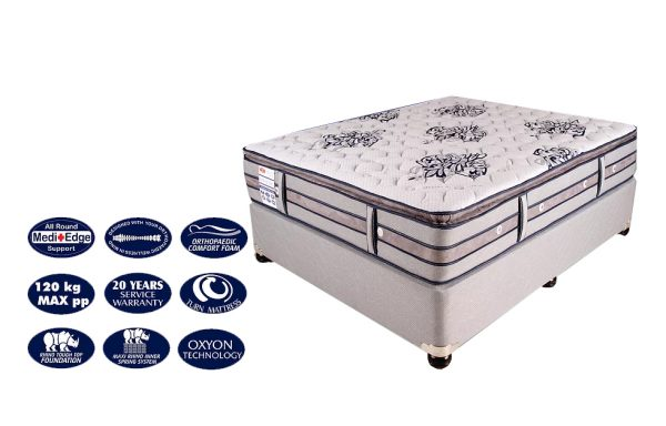 Medi Care 2 Mattress & base