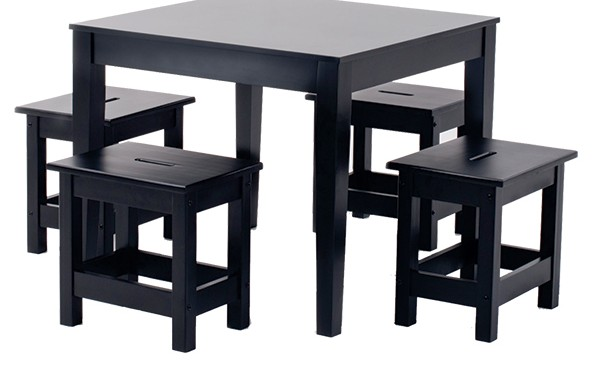 Rio 1 seater bench & table set