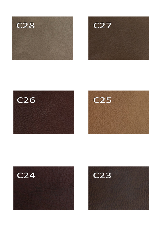 Nepal leather