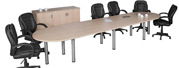 32mm Modular Boardroom Table