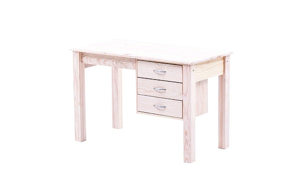 3 Drawer Rouven Desk
