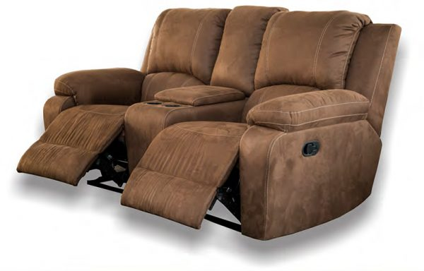 Jasmine 2 Division 2 Recliner Action + Consol