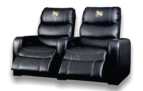 Jasmine Theatre Chair Recliner + 1 arm Theatre Recliner
