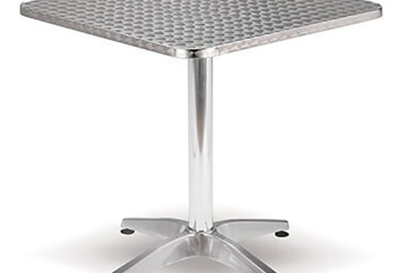 Sangria Aluminium Table 700mm