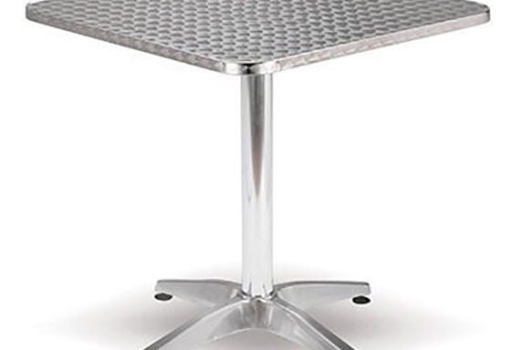 Sangria Aluminium Table 700mm