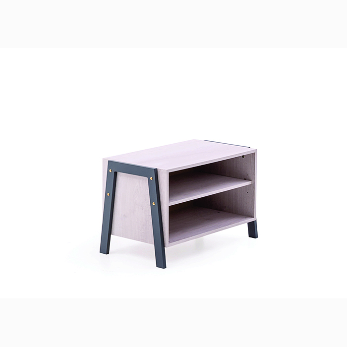 Stack Cabinet With Shelves