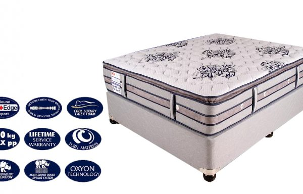 Medi Care 3 Mattress & Base