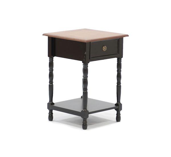 Era Colonial 1 Drawer Pedestal