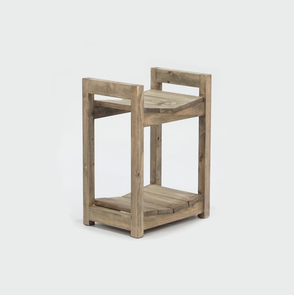 Firewood Stand - Monocoat
