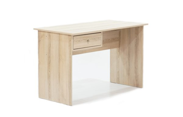 Lunar 1 Drawer Desk