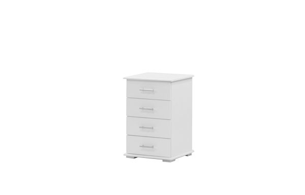 Lunar 4 Drawer Pedestal