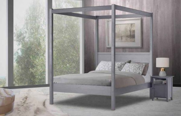 Janine 4 Poster Bed