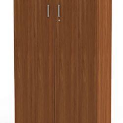 4 Tier Bookcase with Doors