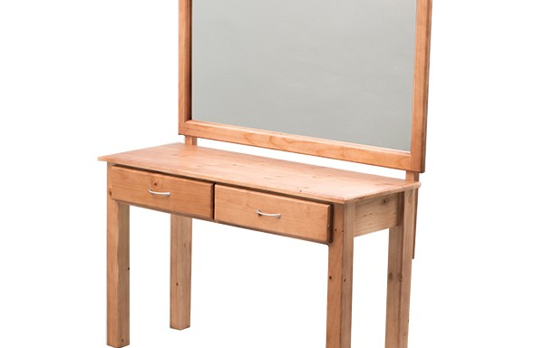 Dressing tables [dressers]