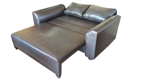 Couch to Bed - Leather