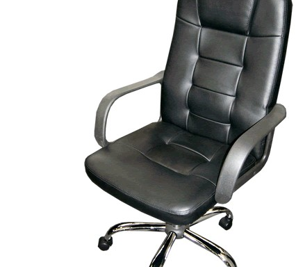 Eco Leather Chair – High Back