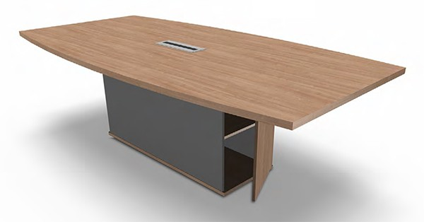 Reticulated Boardroom Table
