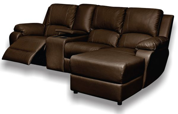 Jasmine 3 Division 1 Recliner Action + Consol + Chaise