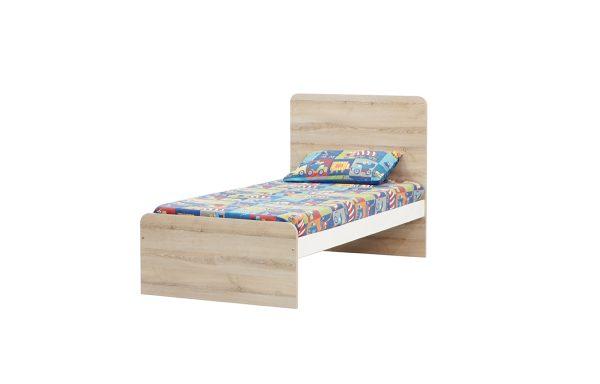 Lunar 91 Bed & Slats