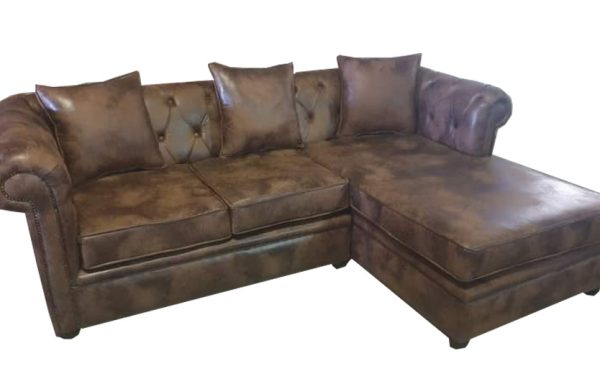 Notre Dame Corner Couch