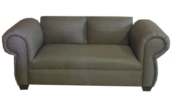 Cindy Blocked 2 seater couch