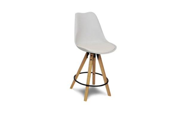 Dima Bar Chair – oak legs